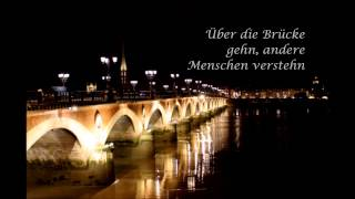 Ingrid Peters - Über die Brücke geh