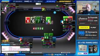 Winning the Final Table at 888 Poker #FMF (Episode 1)