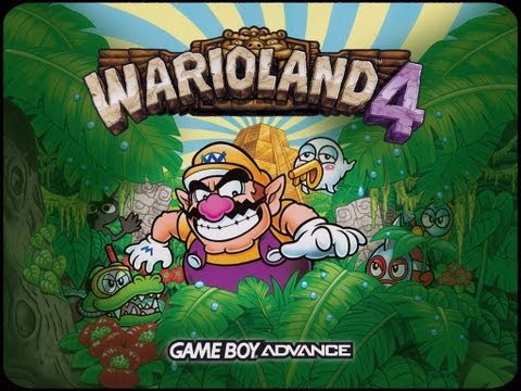 Wario Land 4: Part 1 - Greed Is Good