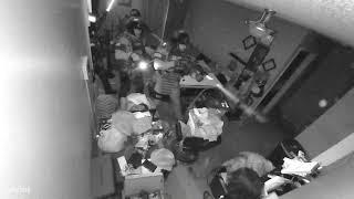 Little Rock police raid
