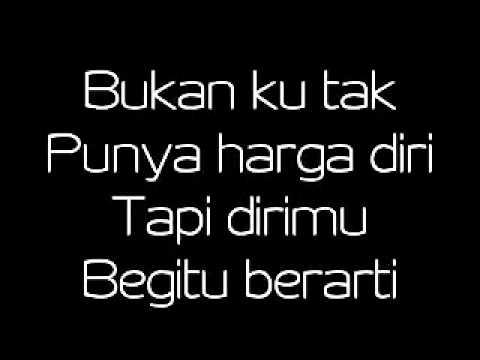 Wali Band Harga Diriku (with Lyrics)