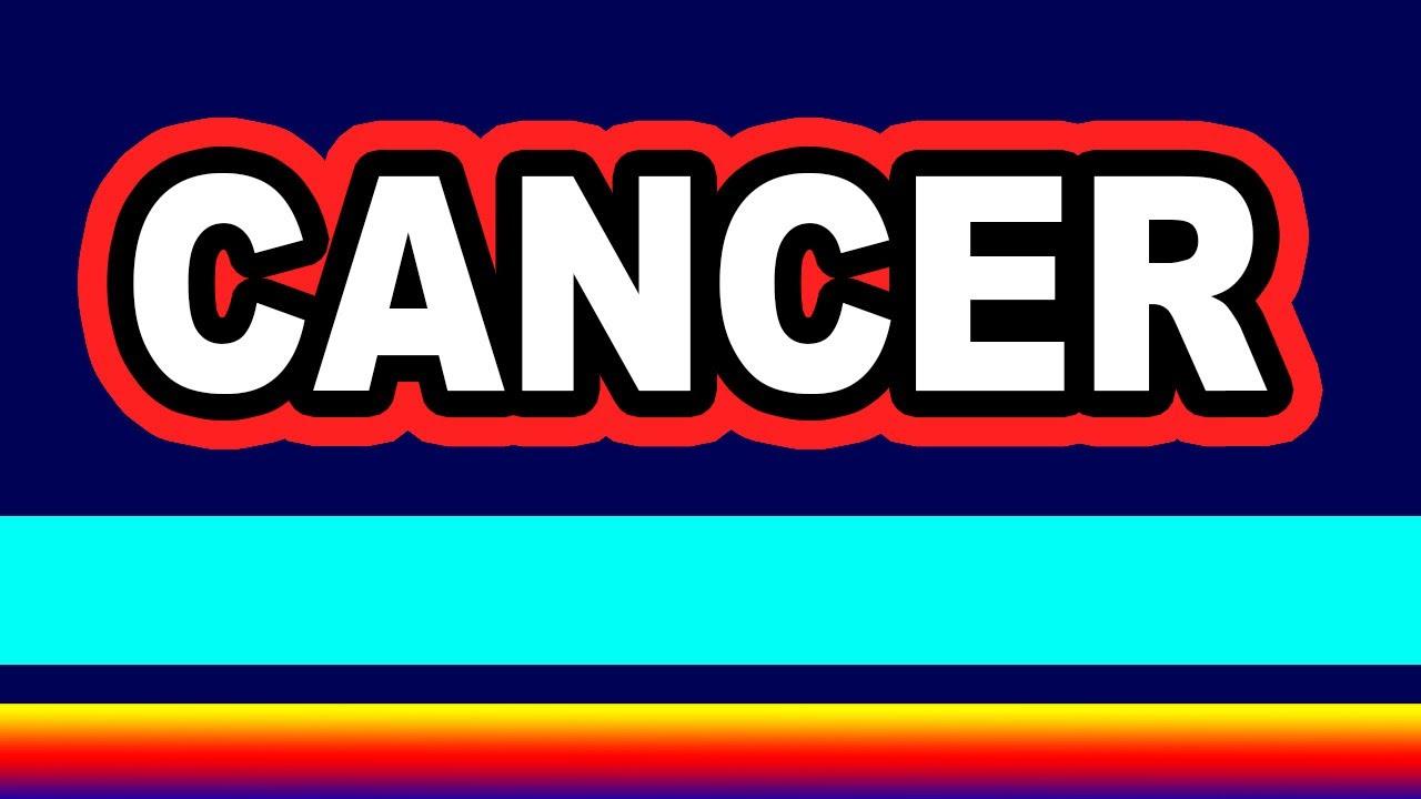 CANCER, ESA PERSONA YA NO AGUANTA MÁS Y TE DIRÁ ALGO INIMAGINABLE, BUSCARÁ SABER DE TI…