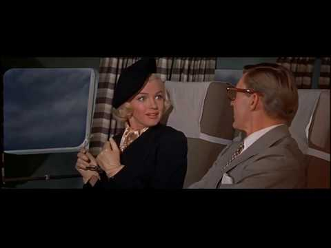How To Marry A Millionaire- Marilyn Monroe Glasses- Airplane scene