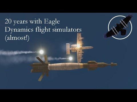 20 years with Eagle Dynamics flight simulators.