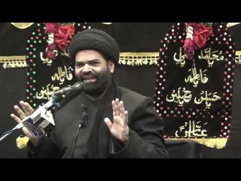 1440 - 28 Muharram 2018/ 8th Oct 2018 - Majalis by Maulana Kalbe Rushaid Rizvi Sahab -MeM