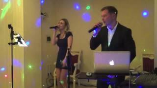 Музыка на свадьбу, артисты на праздник - SGroup - Оранжевые сны (live) cover Ани Лорак