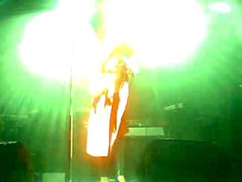 Roisin Murphy - Ruby Blue (live Sofia 06.11.08)