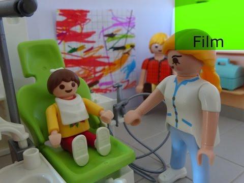 Playmobil Film deutsch Beim Zahnarzt / Kinderfilm / Kinderserie