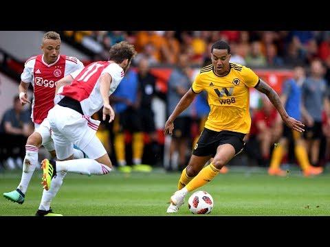 Wolves 1-1 Ajax  Alternative Highlights
