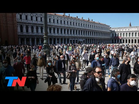 Coronavirus | Italia, en fase 2 de apertura gradual: retoman actividades productivas