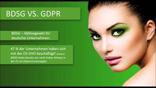 Webinar: EU-DSGVO mit EgoSecure Data Protection