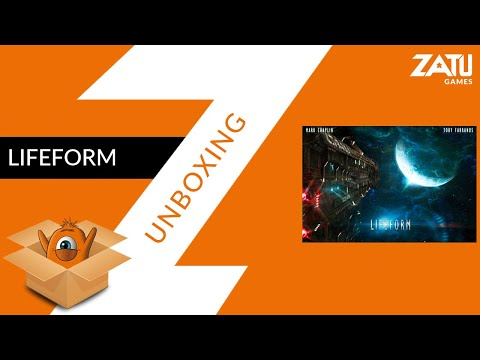 Lifeform Unboxing