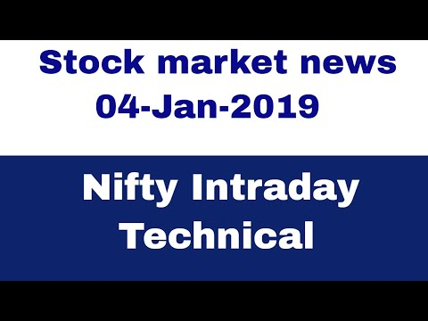 Stock Market News #04jan2019 - Sugar, Tata Moters, Taro Pharma, Kpi Global Infra Psu Bank 🔥🔥🔥