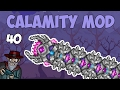 Terraria 40 INSTAKILL ATTACK 1 3 4 Calamity Mod Let s Play