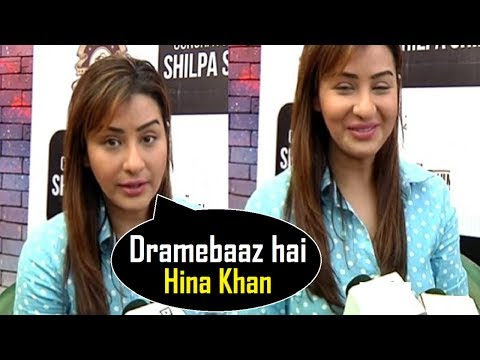 Shilpa Reacted on Hina's Depression|| Shilpa Shinde on Hina|| Hina in Depression After Bigboss