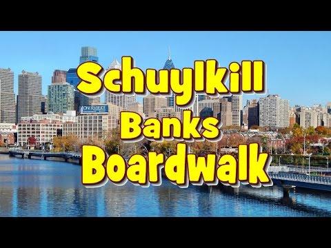 Schuylkill Banks Boardwalk