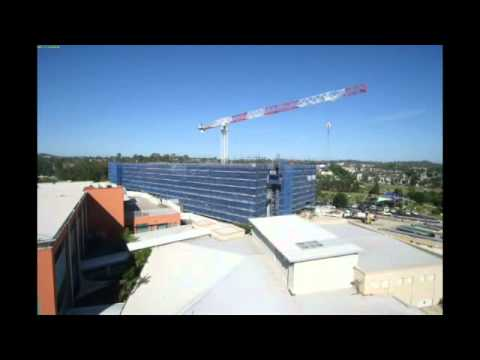 Campbelltown Hospital Redevelopment Time Lapse