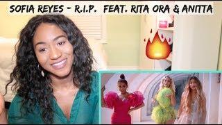 Baixar Sofia Reyes - R.I.P. (feat. Rita Ora & Anitta) | REACTION