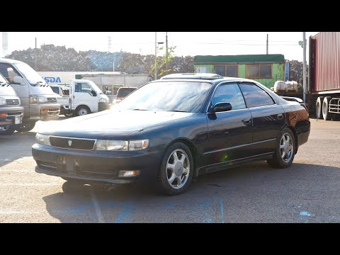 1994 Toyota Chaser Tourer V JZX90 (USA Import) Japan Auction Purchase Review