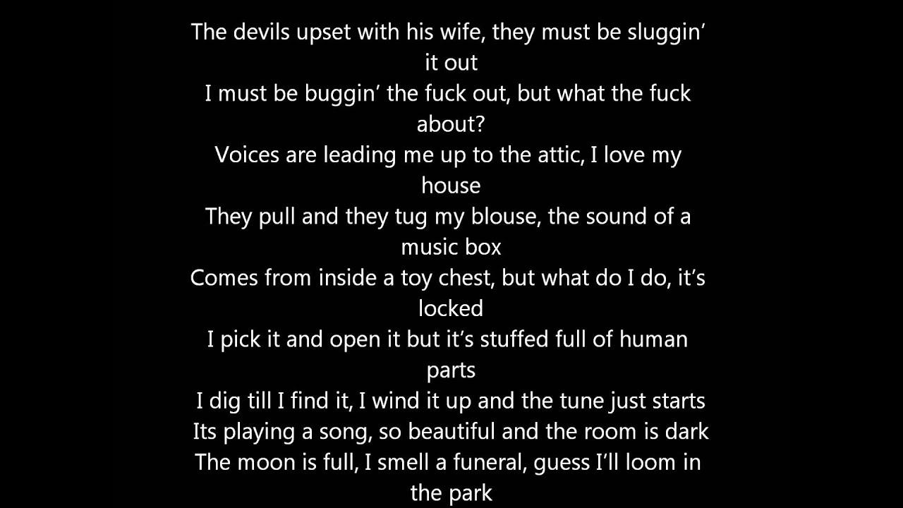 Eminem - Music Box (with lyrics)