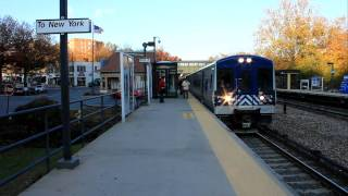 Metro-North Harlem Line: One M7A to Grand Central at Hartsdale