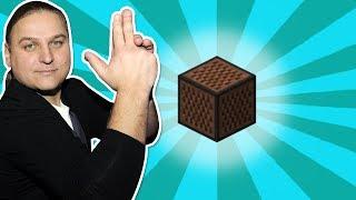 """Tworzę """"ŚCIERNISCO"""" na BLOKACH NUT w Minecraft!  Bracia Golec uOrkiestra [Zapis z Live 21/01/18]"""
