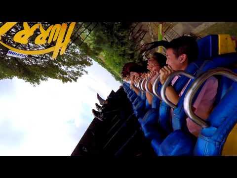 เครื่องเล่น Hurricane - สวนสนุก Dream World