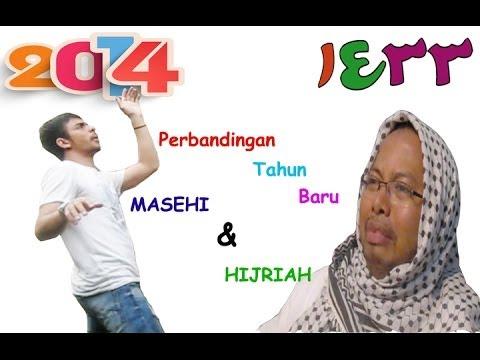 Duo Harbatah - Perbandingan Tahun Baru Masehi dan Hijriah