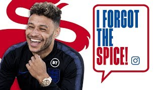 """I Forgot the Spice!"" 