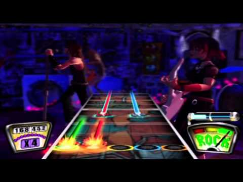Guitar Hero 1: Decontrol 100% FC