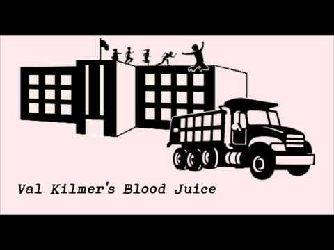 Val Kilmer's Blood Juice - FistShark Marketing Ep 3