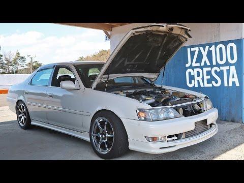 Ebisu Car Check - My Toyota JZX100 Cresta