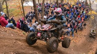 2015 GNCC Round 13 - Ironman ATV Highlights