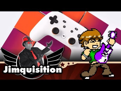 Stadia, Subscriptions, And The Death Of Game Ownership (The Jimquisition)