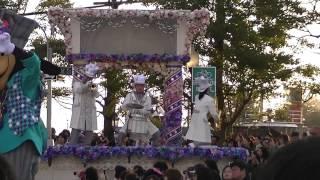東京ディズニーシーで2012・2013と行われている、春のショー@...