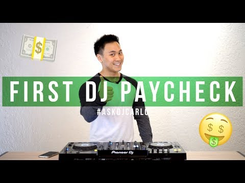 How Much To Get Paid If You're A Beginner DJ + THE MOST IMPORTANT THING IN DJ'ING