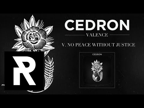 05 CEDRON - No Peace Without Justice