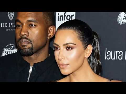 KIM AND KANYE WEST WELCOMES A BABY GIRL