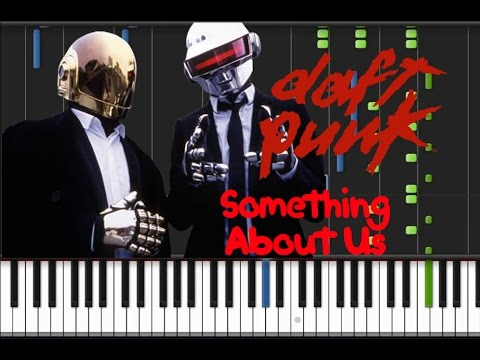Daft Punk - Something About Us [Piano Tutorial] (♫)