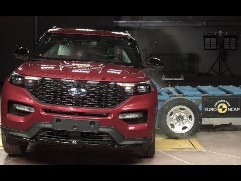 2020 Ford Explorer Hybrid Crash Test/Safety Rating