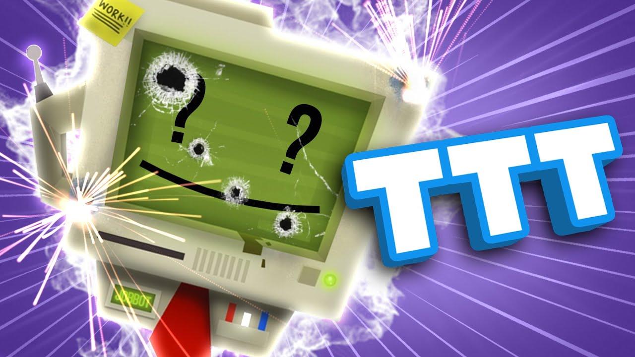 Most Distracted TTT Ever | Gmod TTT