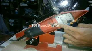 Angle Grinder Metal Cutting By Kuncdesign