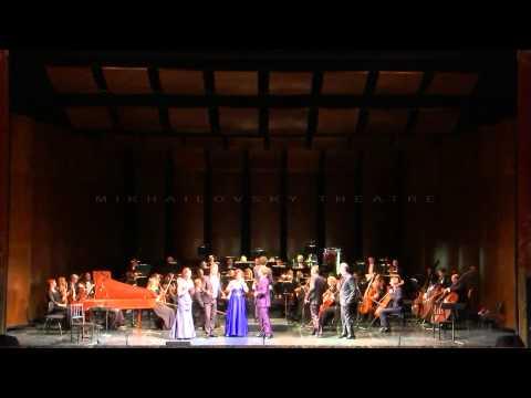 Rossini: Il Barbiere Di Seviglia. St-Petersburg Mikhailovsky Theater, Frédéric Chaslin (conductor)