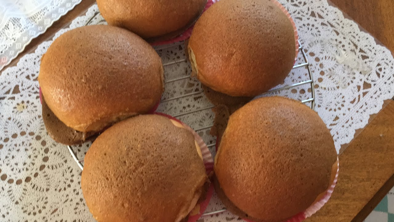 How to Make Soft Coffee Buns (aka Paparoti/Rotiboy), bread with coffee