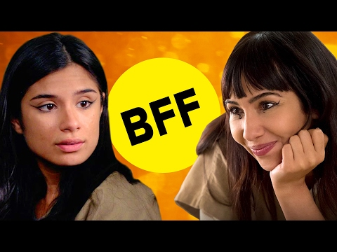 Flaca & Maritza From OITNB Test Their Friendship