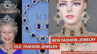 Jewelry history , Royal jewelry,(jewelry power of woman), latest jewelry .