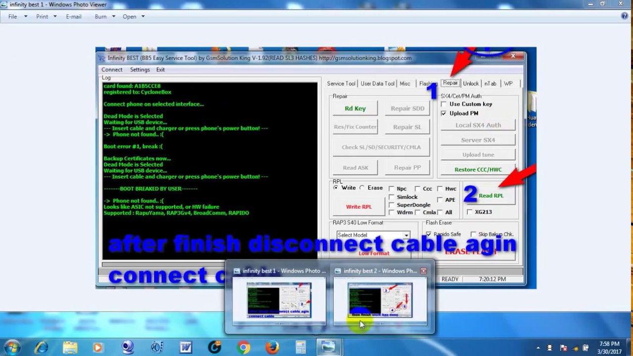 how to unlock Nokia all security code infinity best without box free tool