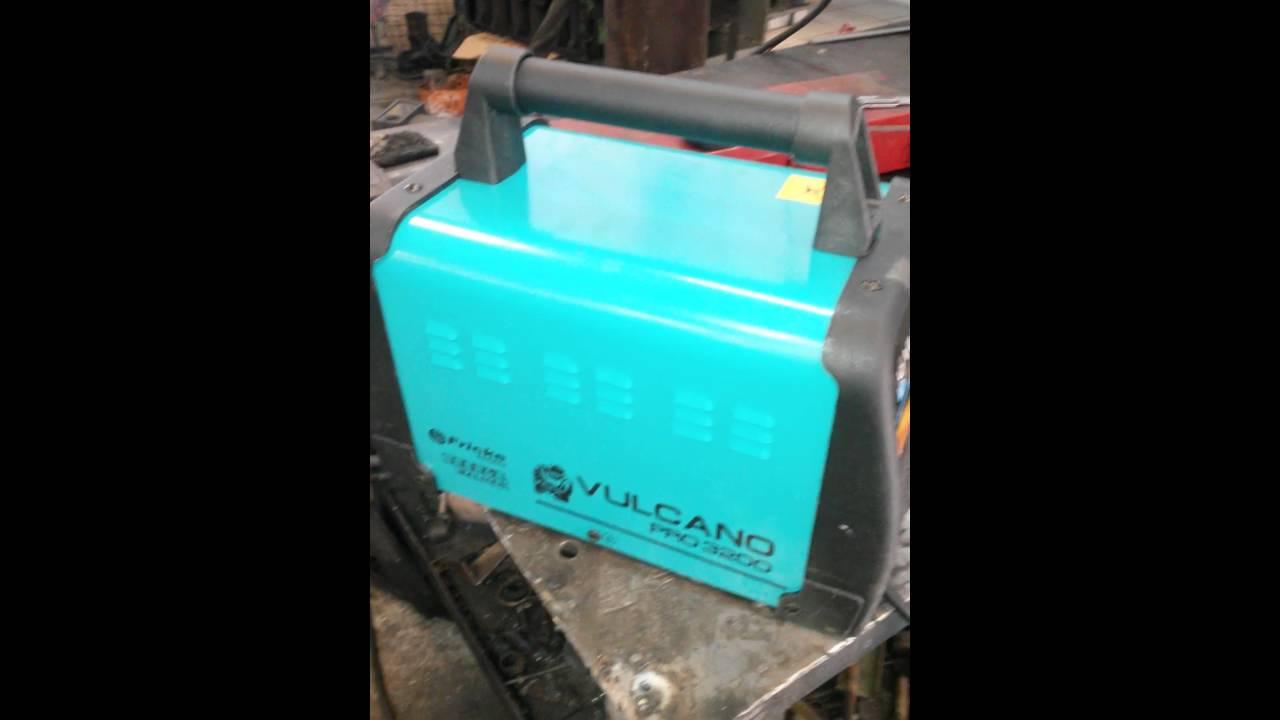 e2233b36253 Transformador de solda vulcano balmer pro 3200 - YouTube