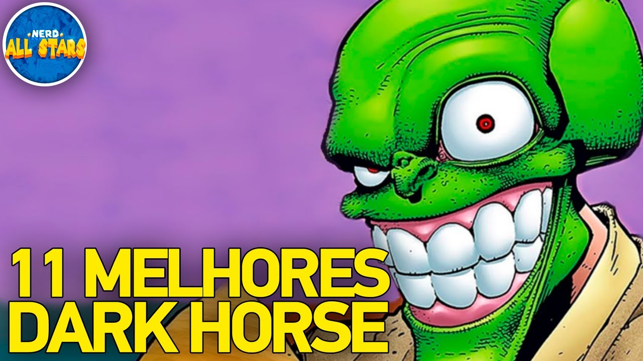 OS 11 MELHORES QUADRINHOS DA DARK HORSE COMICS