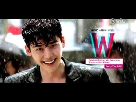 [Korean Drama] Watch W first on Viu, 8 hours after Korea!
